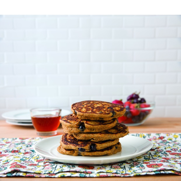 Blueberry Sweet Potato Pancakes_dl 0318-8968