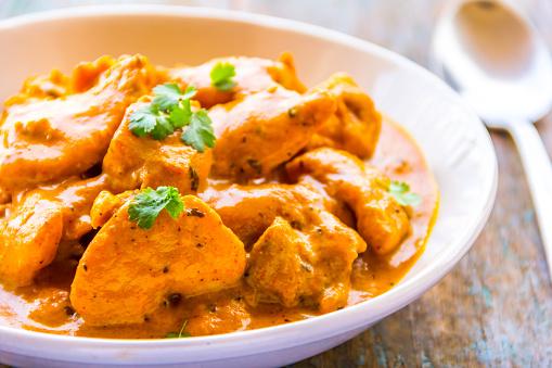 Butter Chicken - Indian Chicken Curry Dish